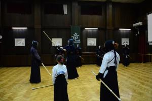 Tatsu Kendo Kai - Kirikaeshi Demonstration