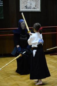 Tatsu Kendo Kai - Kirikaeshi