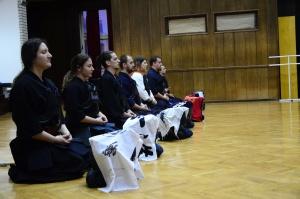Tatsu Kendo Kai - Mokuso